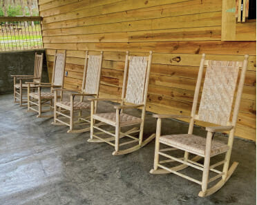 The Homestead Barn Rocking Chairs