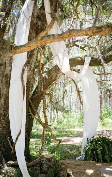 The Homestead Barn Wedding Decorations